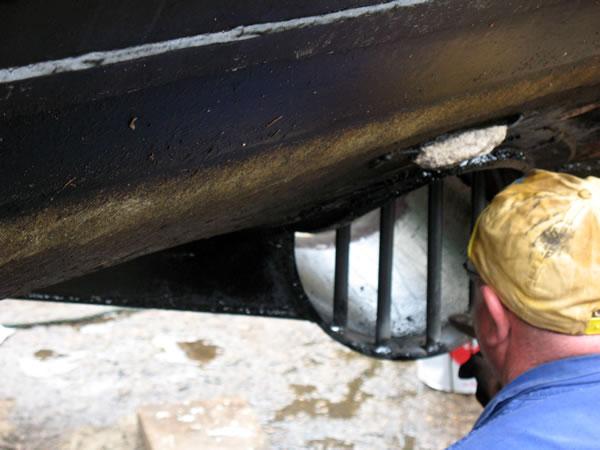 atelier fluvial motorisation propulseur d u0026 39  u00e9trave